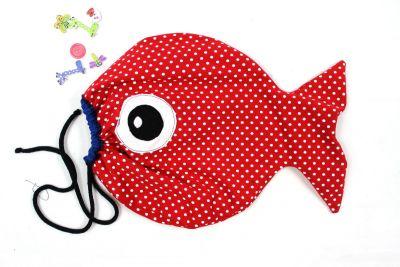 Jednostranný sáček na bačkůrky- rybička