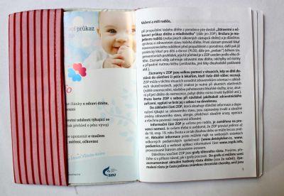 Obal na dětský očkovací průkaz- klučičí různé varianty!! vyrobeno v ČR