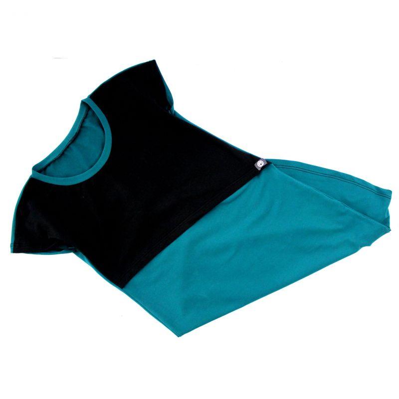 Kojící šaty basic - UNI barvy na přání vyrobeno v ČR