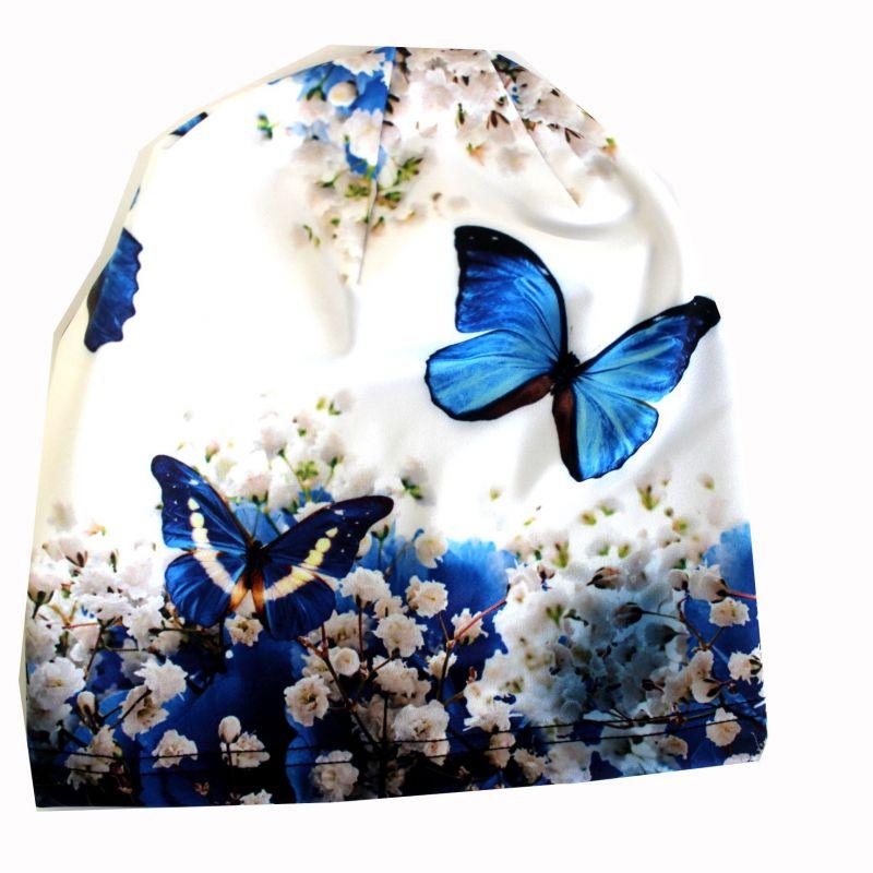 Čepice motýlkové vyrobeno v ČR